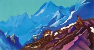 Nicholas Roerich - Book of Life