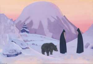 Nicholas Roerich - And we not afraid