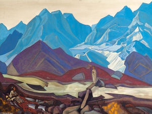 Nicholas Roerich - From Beyond