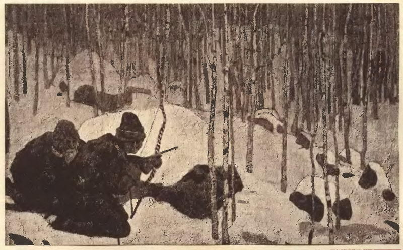 Buy Museum Art Reproductions | Wait, 1901 by Nicholas Roerich (1874-1947, Russia) | WahooArt.com
