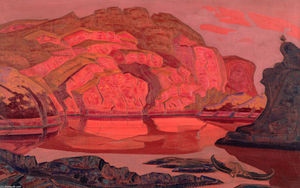 Nicholas Roerich - Buried treasures
