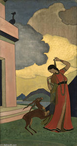 Nicholas Roerich - Song of the morning