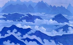 Nicholas Roerich - Steps of the Himalayas