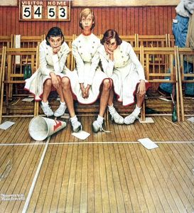 Norman Rockwell - Cheer