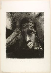 Odilon Redon - Face of Mystery