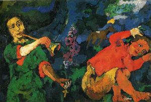 Oskar Kokoschka - The Power of Music