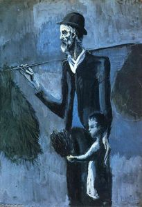 Pablo Picasso - Seller of gul