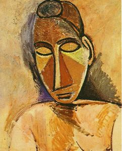 Pablo Picasso - Nude (Bust)