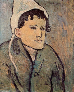 Pablo Picasso - Woman with cap