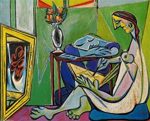 Pablo Picasso - A muse