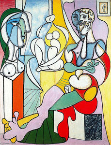 Pablo Picasso - The sculptor
