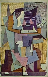 Pablo Picasso - The table