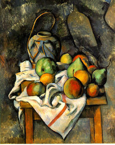 Paul Cezanne - Ginger Jar
