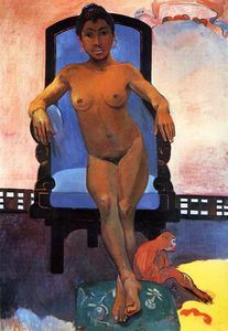 Paul Gauguin - Annah the Javanese