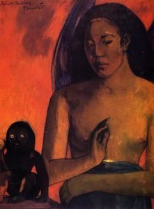 Paul Gauguin - Barbarian poems