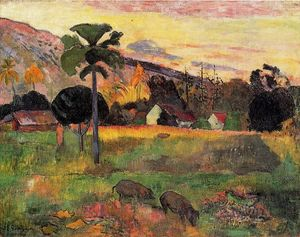 Paul Gauguin - Come here