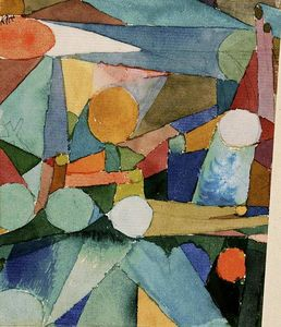 Paul Klee - Colour Shapes
