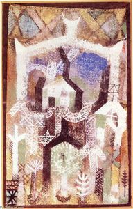 Paul Klee - Summer houses