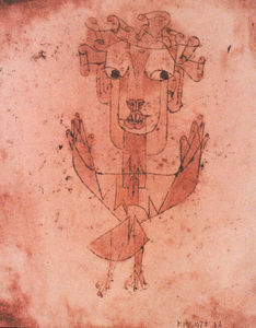 Paul Klee - New Angel