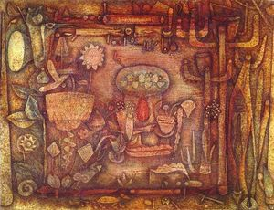 Paul Klee - Botanical Theater