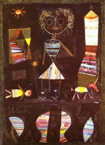 Paul Klee - Puppet theater