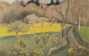Paul Serusier - Landscape