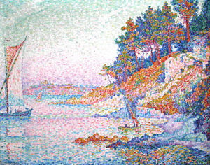 Paul Signac - The bay