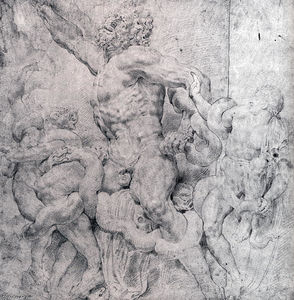 Peter Paul Rubens - Laocoon and His Sons