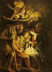 Peter Paul Rubens - Adoration of the Shepherds