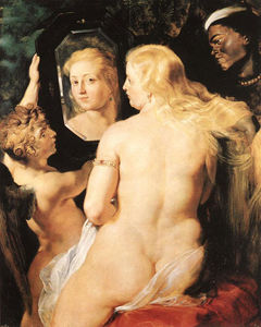 Peter Paul Rubens - Morning Toilet of Venus