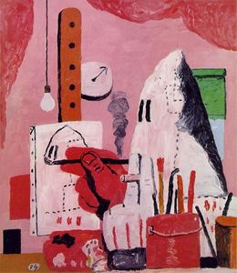 Philip Guston - The Studio