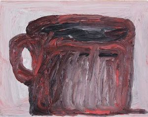 Philip Guston - Untitled (Cup)
