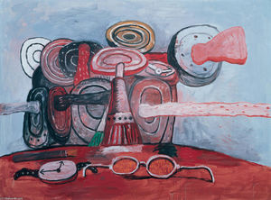 Philip Guston - As It Goes