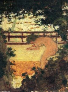 Pierre Bonnard - The Beach