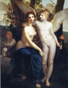 Pierre-Paul Prud-hon - The union of love and friendship