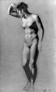 Pierre-Paul Prud-hon - Female nude