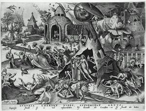 Pieter Bruegel The Elder - Lust