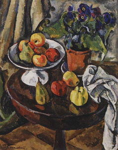 Pyotr Konchalovsky - Fruit-piece