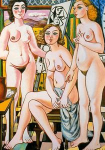 Rafael Zabaleta Fuentes - The three graces