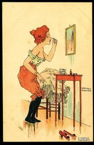 Raphael Kirchner - Behind the Scenes