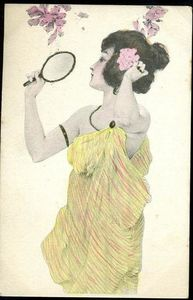Raphael Kirchner - Maid of Athens