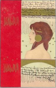 Raphael Kirchner - Girls faces with red border