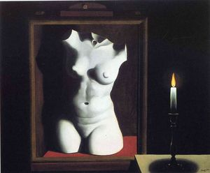 Rene Magritte - The light of coincidence