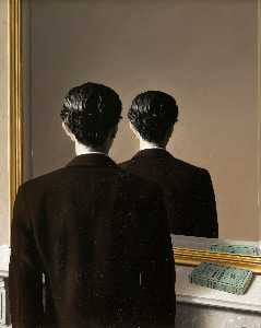 Rene Magritte - Not to be reproduced