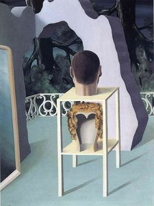 Rene Magritte - Midnight marriage