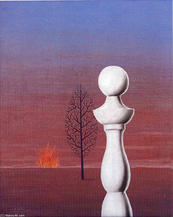 Fashionable people, 1950 by Rene Magritte (1898-1967, Belgium) |  | WahooArt.com