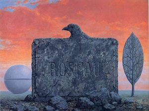 Rene Magritte - The fountain of youth