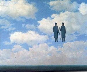 Rene Magritte - The infinite recognition