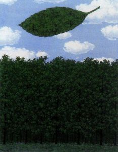 Rene Magritte - Chorus of the sphinx