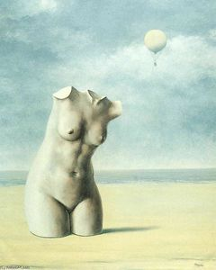 Rene Magritte - When the hour strikes